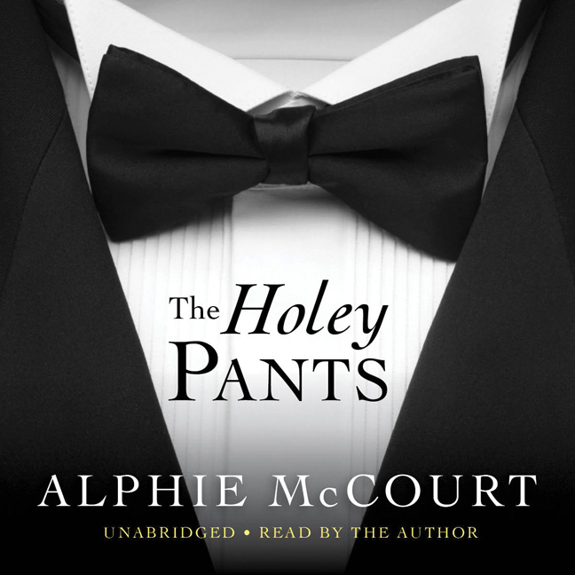 Printable The Holey Pants Audiobook Cover Art