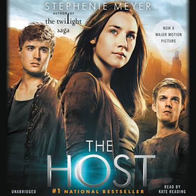The Host: A Novel Audiobook, by Stephenie Meyer