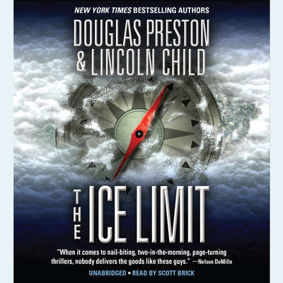 The Ice Limit Audiobook, by Douglas Preston