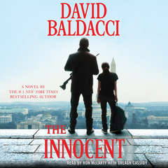 The Innocent Audiobook, by David Baldacci