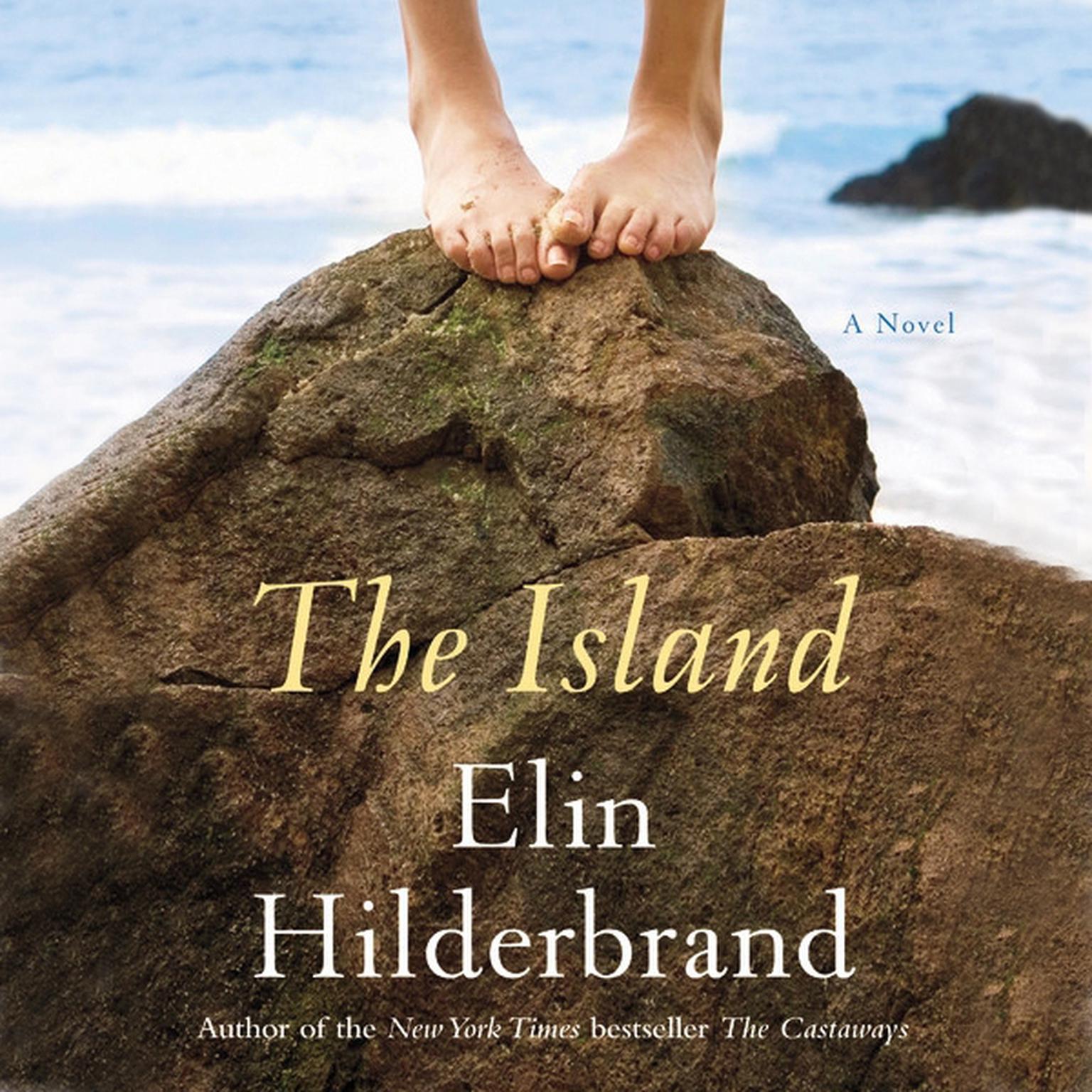 Printable The Island: A Novel Audiobook Cover Art