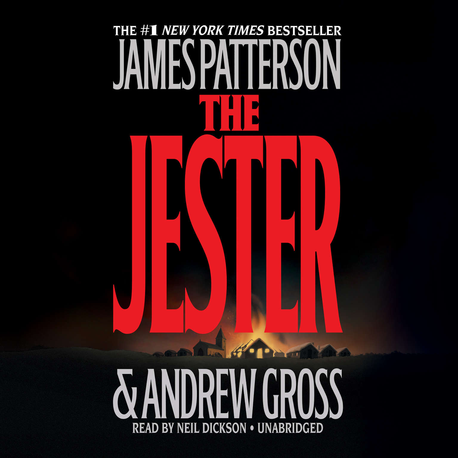 Printable The Jester Audiobook Cover Art