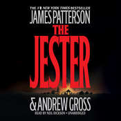 The Jester Audiobook, by James Patterson