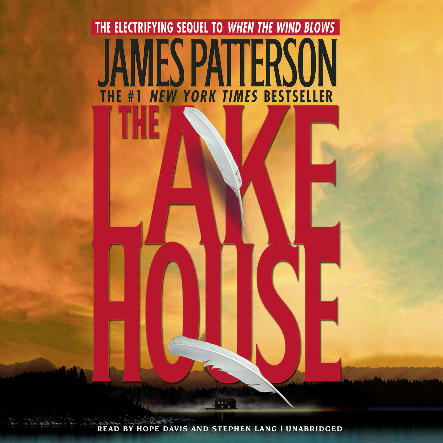 Printable The Lake House Audiobook Cover Art