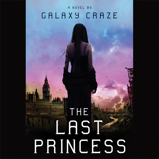 Printable The Last Princess Audiobook Cover Art