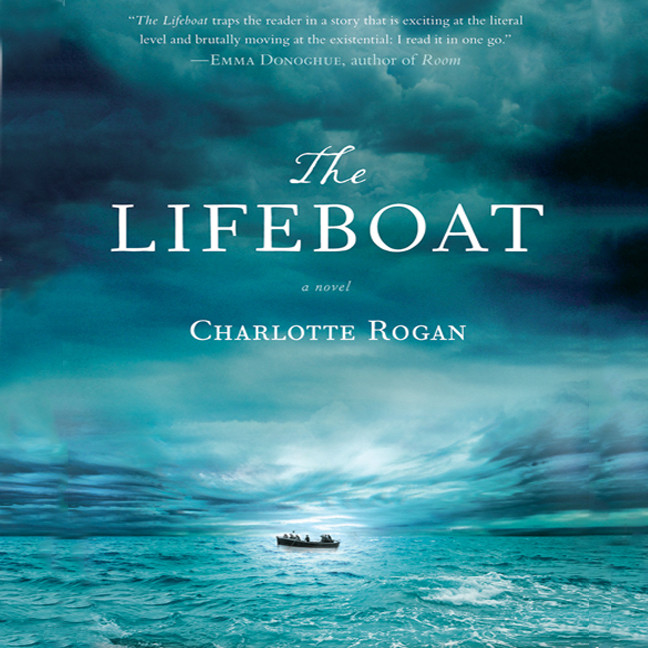 Printable The Lifeboat: A Novel Audiobook Cover Art