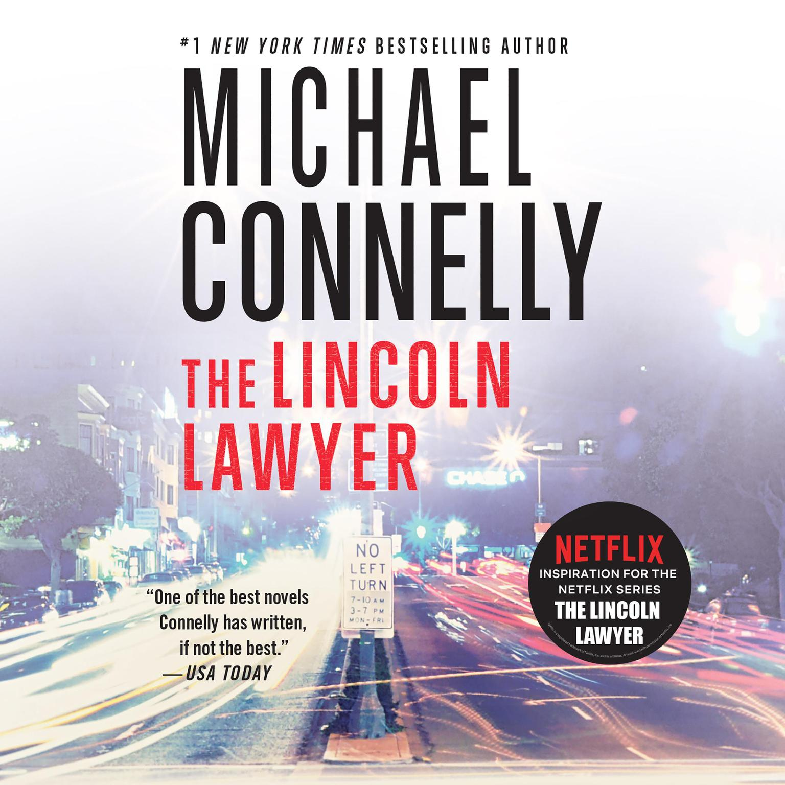Printable The Lincoln Lawyer Audiobook Cover Art