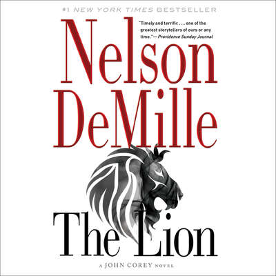 The Lion (Abridged) Audiobook, by Nelson DeMille