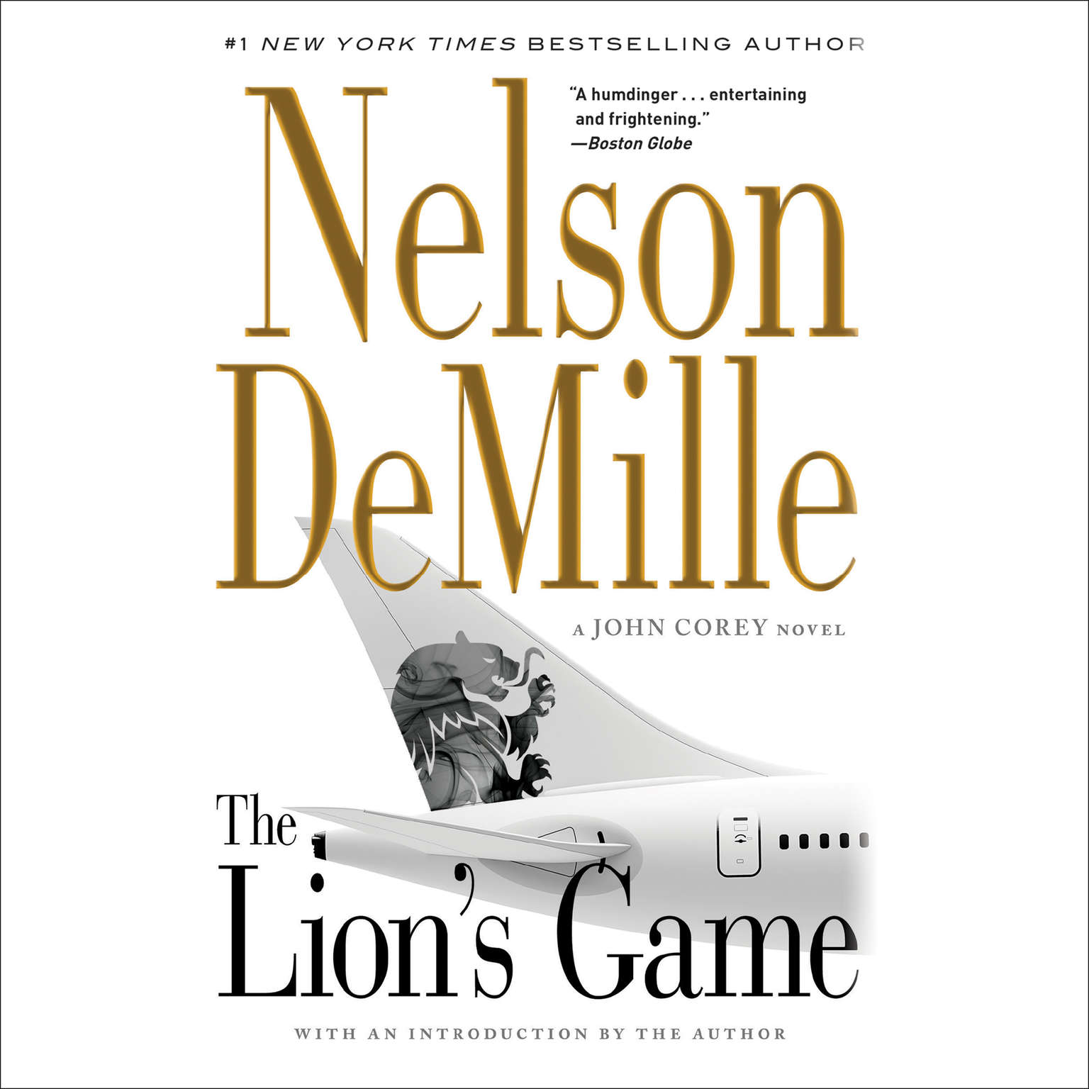 Printable The Lion's Game Audiobook Cover Art