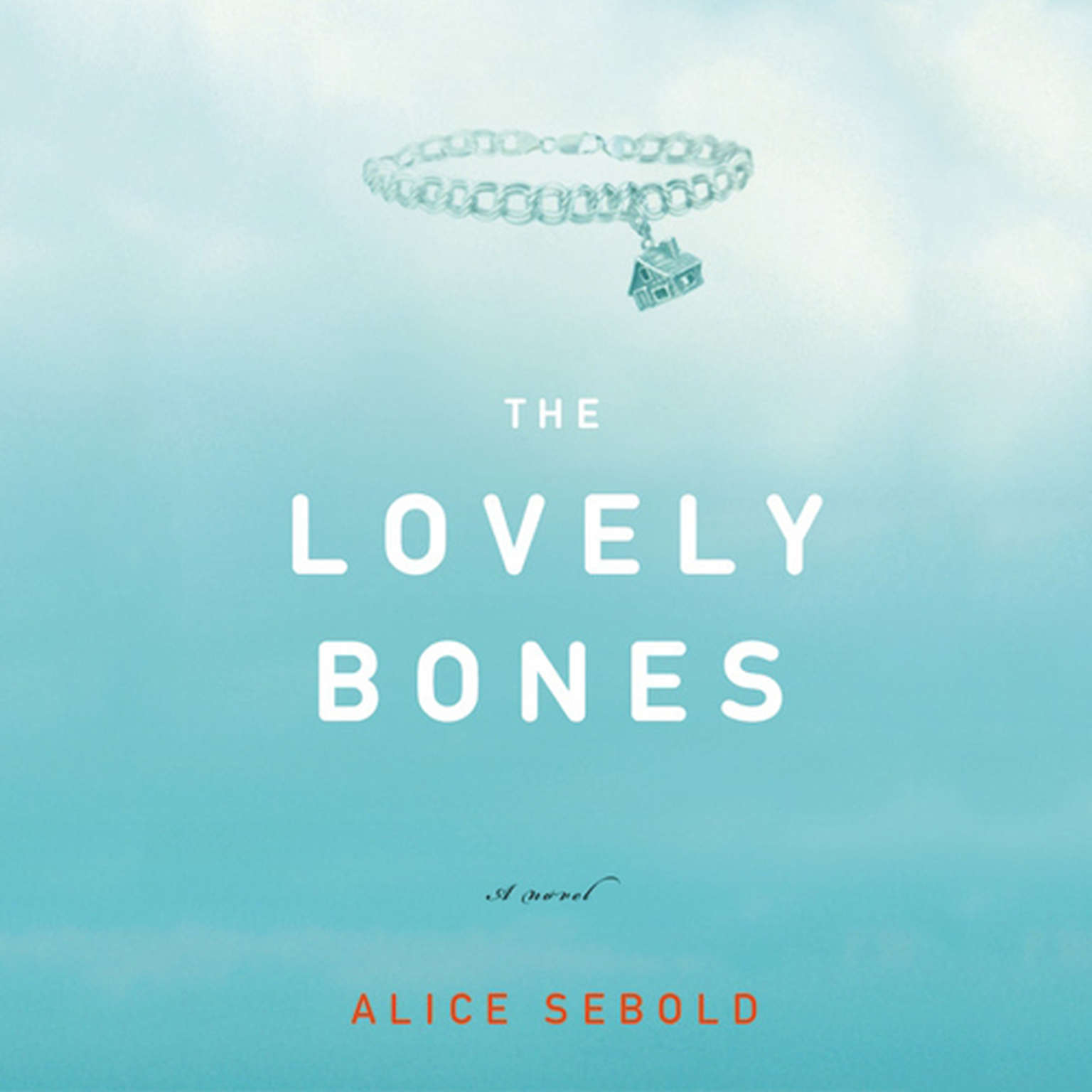 Printable The Lovely Bones Audiobook Cover Art