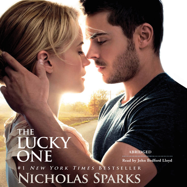 Printable The Lucky One Audiobook Cover Art