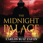 The Midnight Palace, by Carlos Ruiz Zafón