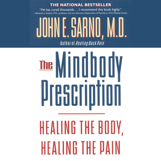 Printable The Mindbody Prescription: Healing the Body, Healing the Pain Audiobook Cover Art