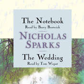 The Notebook & The Wedding Box Set: Featuring the Unabridged Audio Recordings of The Notebook and The Wedding, by Nicholas Sparks