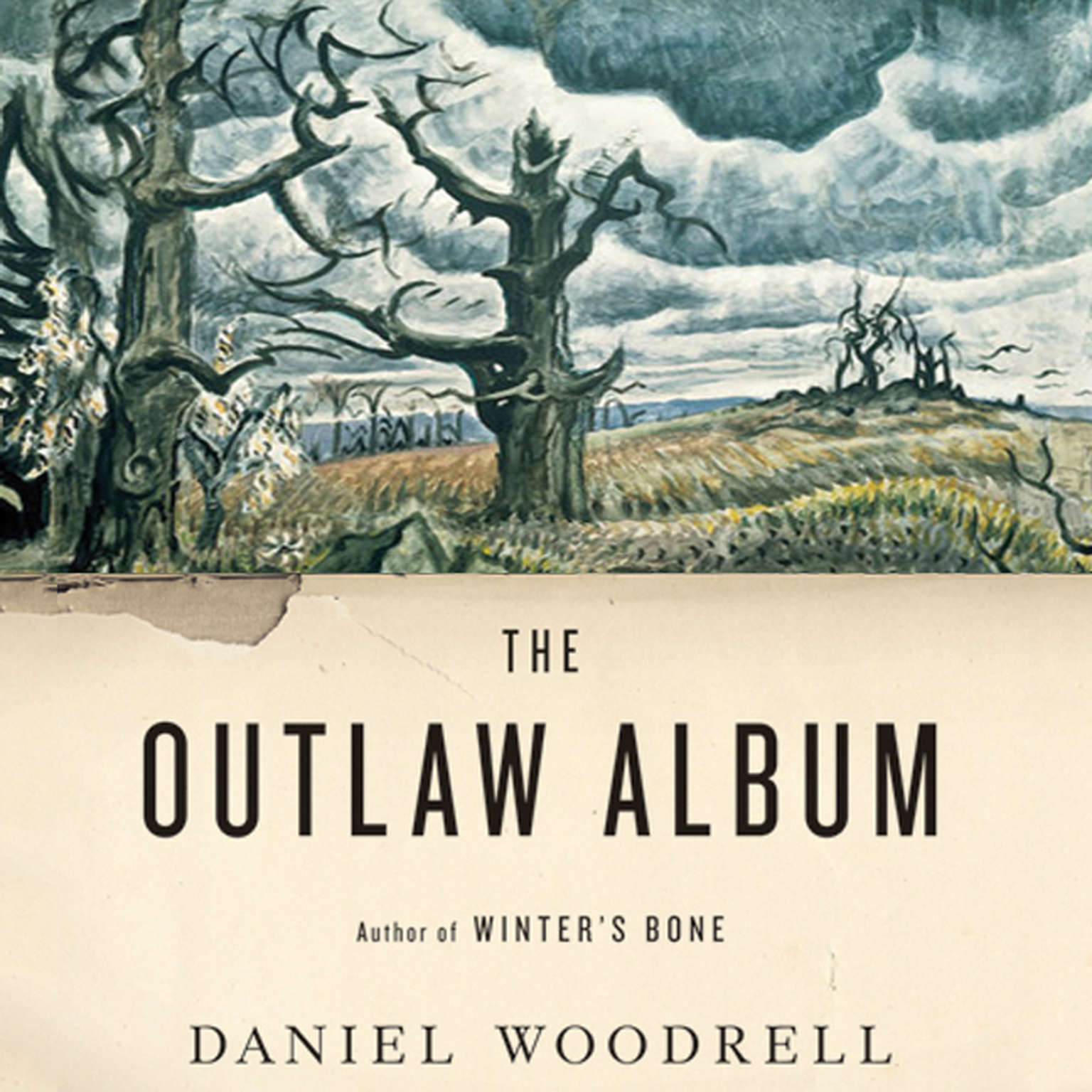 Printable The Outlaw Album: Stories Audiobook Cover Art