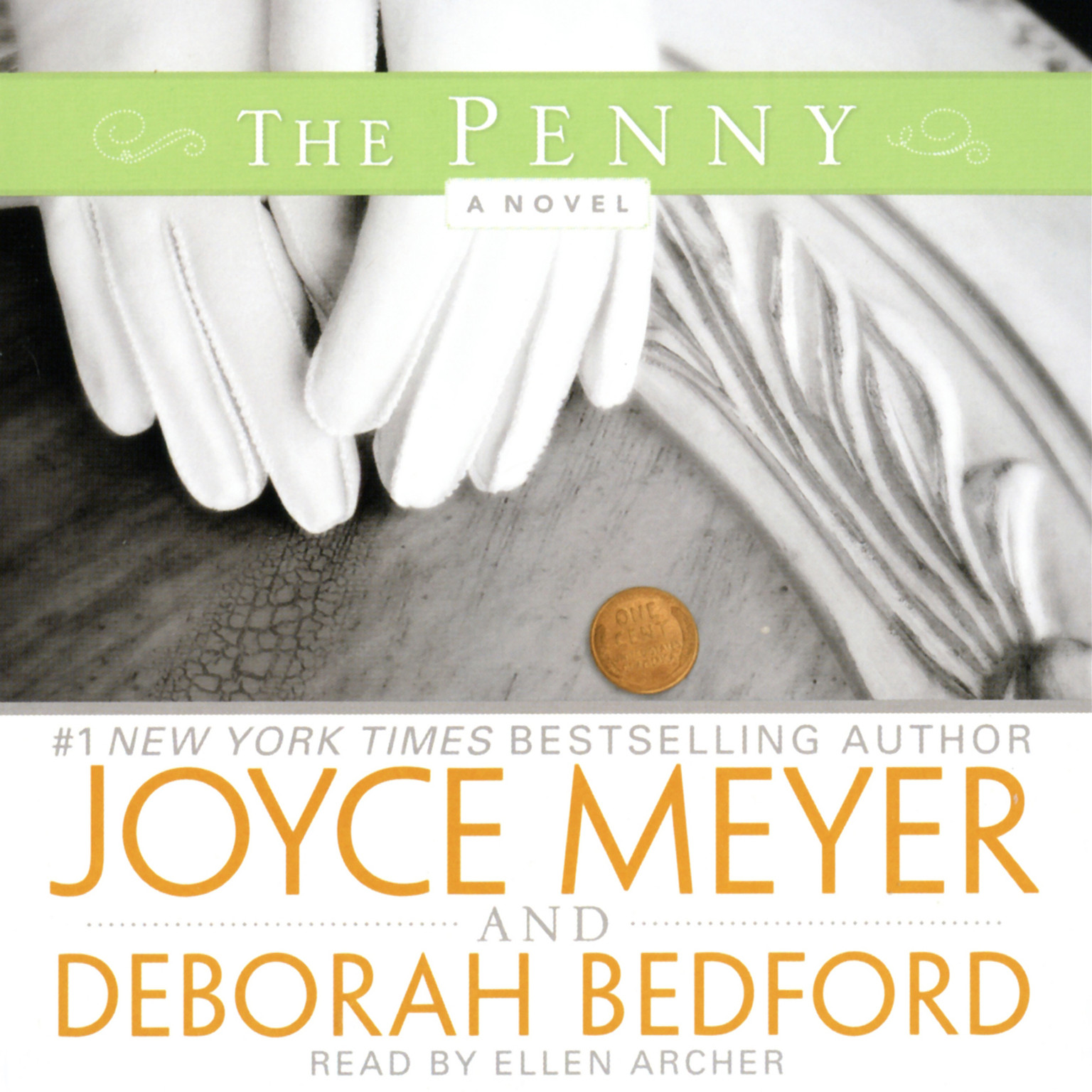 Printable The Penny: A Novel Audiobook Cover Art