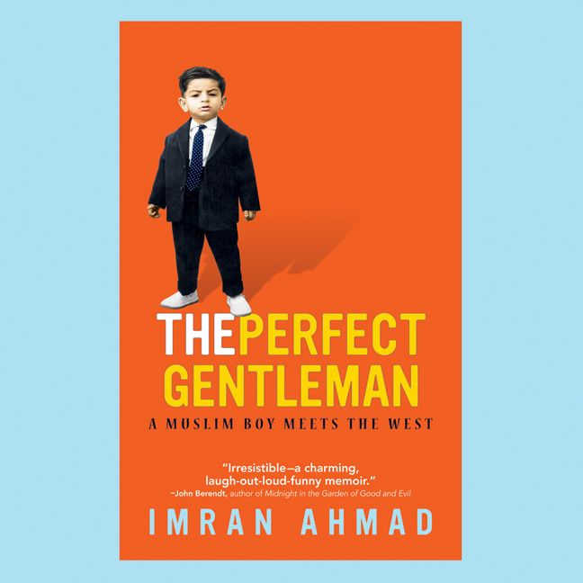 Printable The Perfect Gentleman: A Muslim Boy Meets the West Audiobook Cover Art