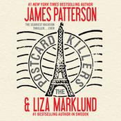 The Postcard Killers Audiobook, by James Patterson, Liza Marklund
