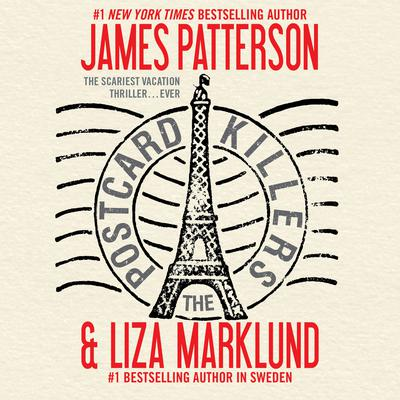 The Postcard Killers Audiobook, by James Patterson