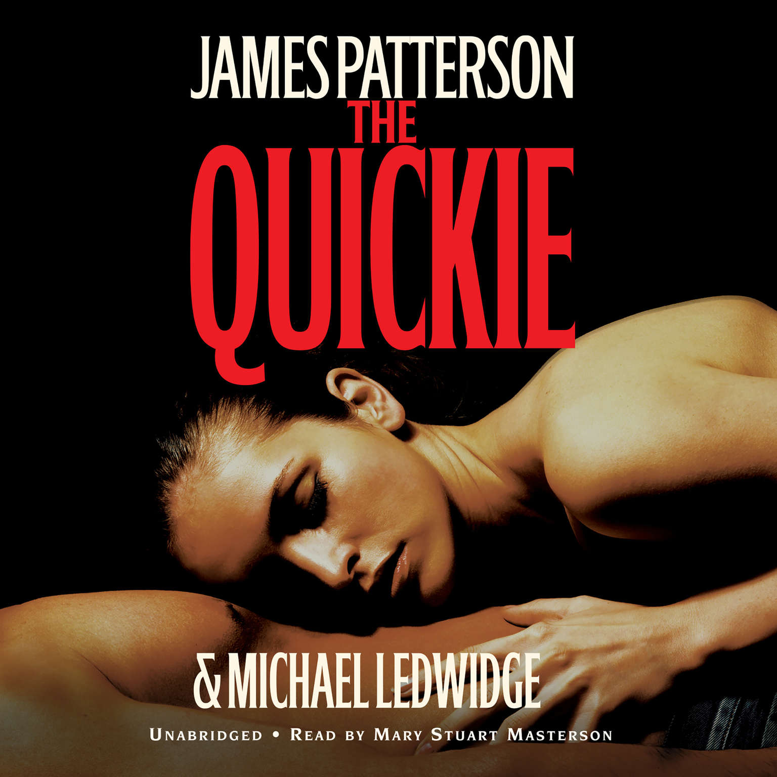 Printable The Quickie Audiobook Cover Art