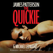 The Quickie Audiobook, by James Patterson, Michael Ledwidge