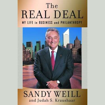 The Real Deal: My Life in Business and Philanthropy Audiobook, by Judah S. Kraushaar