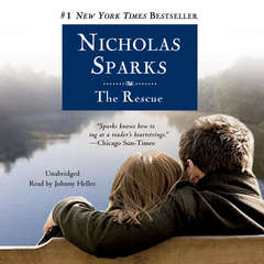 The Rescue Audiobook, by Nicholas Sparks