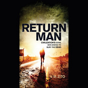 The Return Man Audiobook, by V. M. Zito