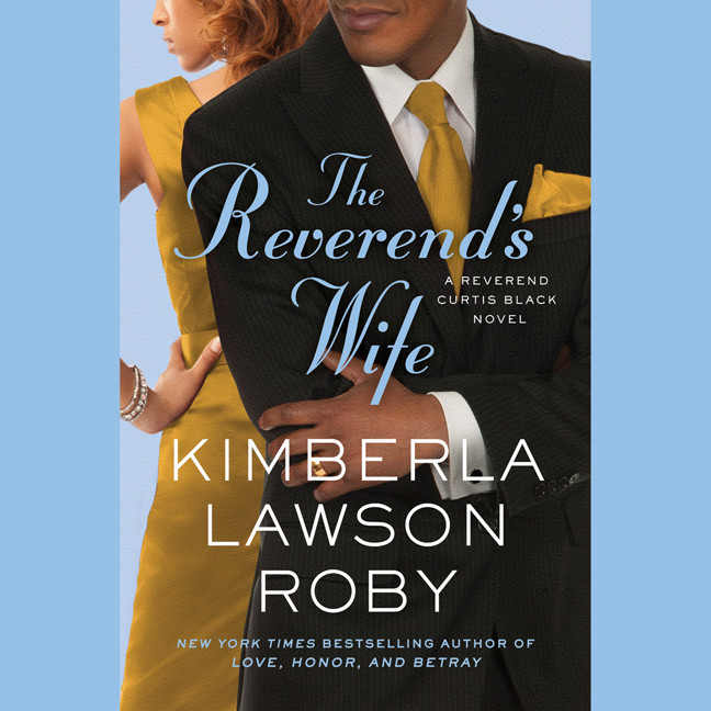 Printable The Reverend's Wife Audiobook Cover Art