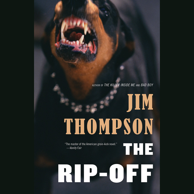 Printable The Rip-Off Audiobook Cover Art