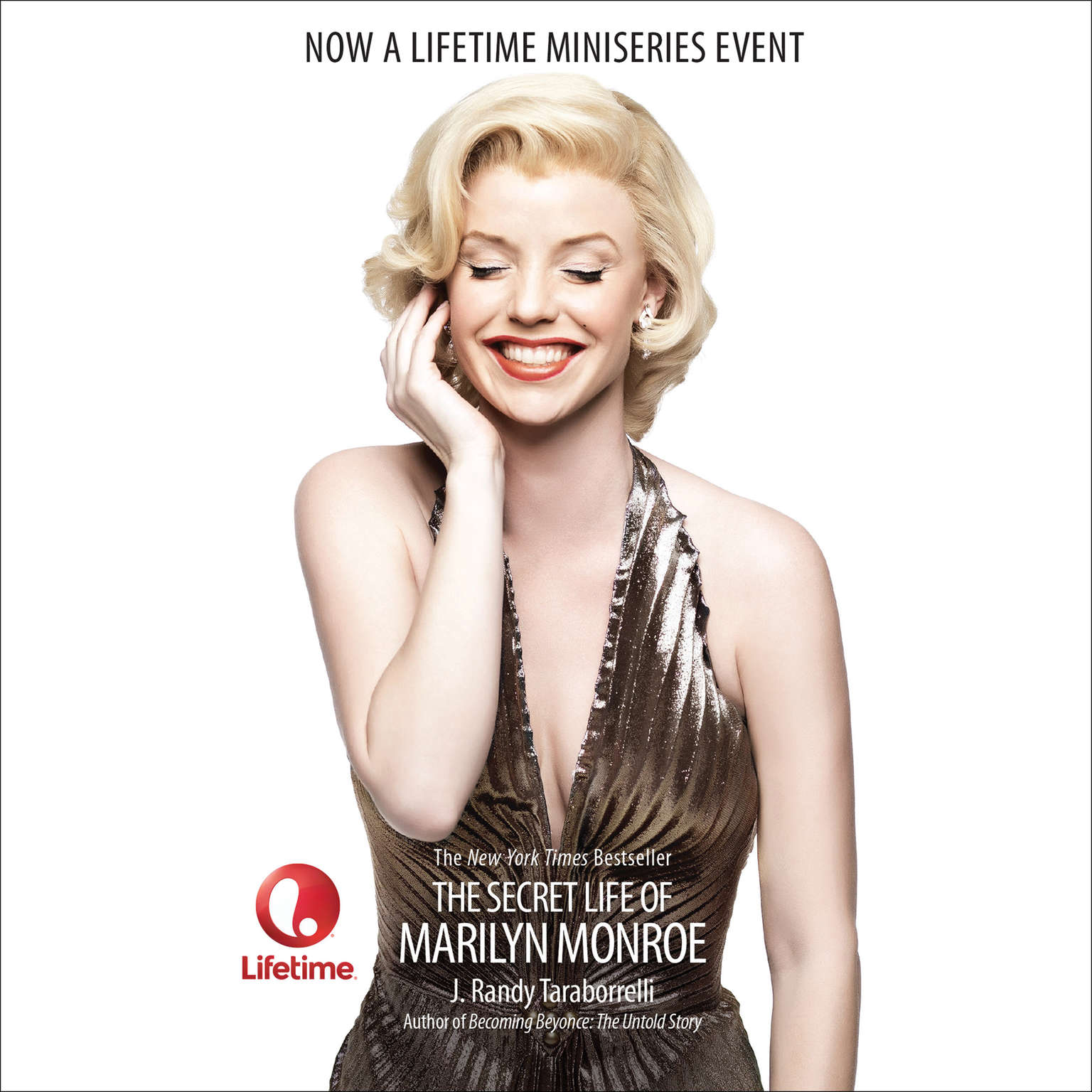Printable The Secret Life of Marilyn Monroe Audiobook Cover Art