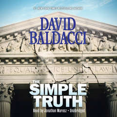 The Simple Truth Audiobook, by David Baldacci