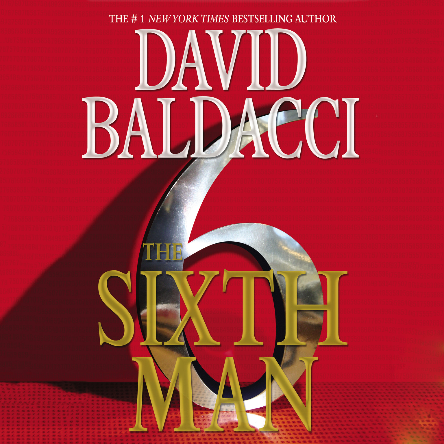 Printable The Sixth Man Audiobook Cover Art