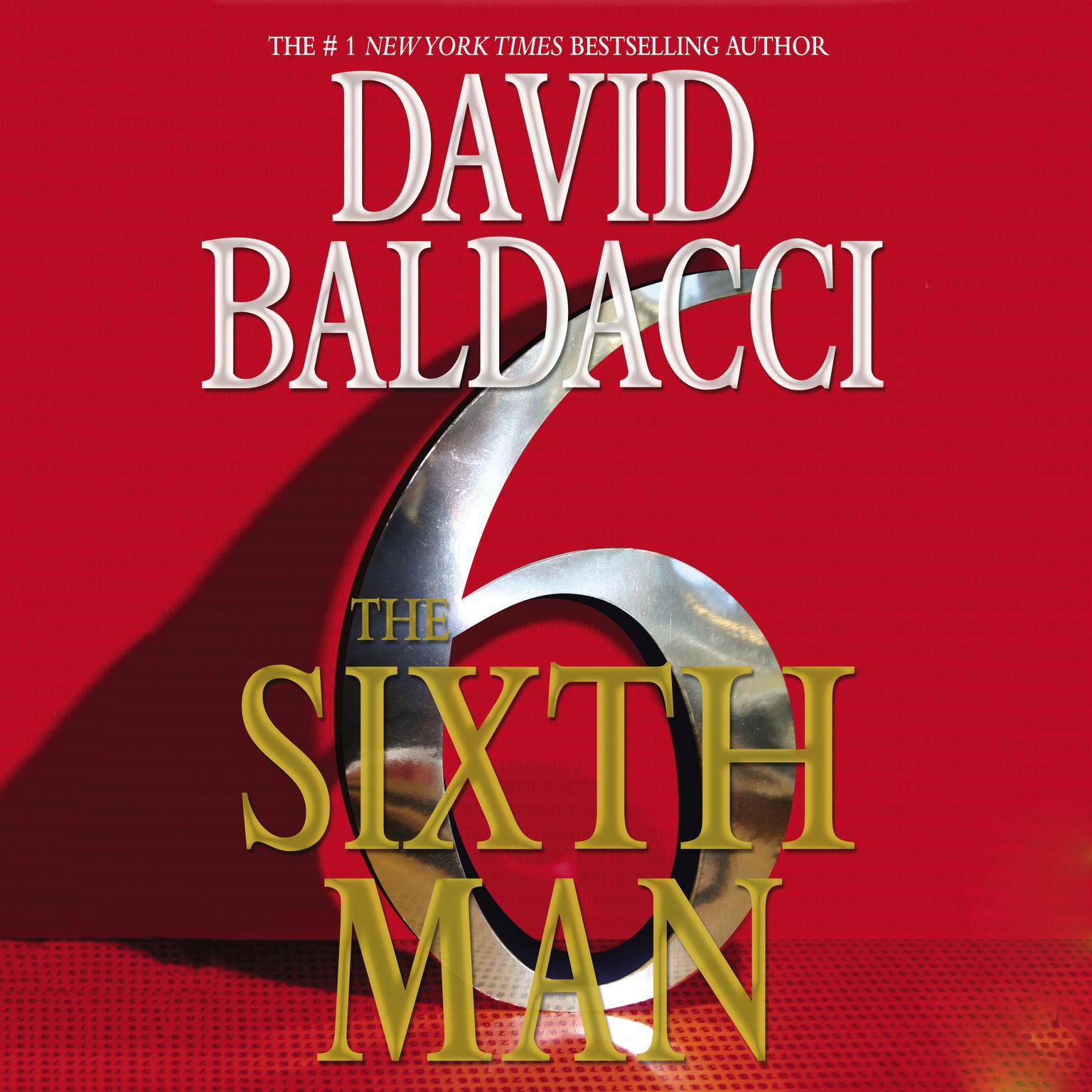 Printable The Sixth Man Audiobook Cover Art