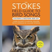 The Stokes Field Guide to Bird Songs: Eastern and Western Box Set: Eastern and Western Box Set Audiobook, by Donald Stokes, Lillian Stokes, Lang Elliot, Kevin Colver