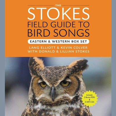 The Stokes Field Guide to Bird Songs: Eastern and Western Box Set: Eastern and Western Box Set Audiobook, by Donald Stokes