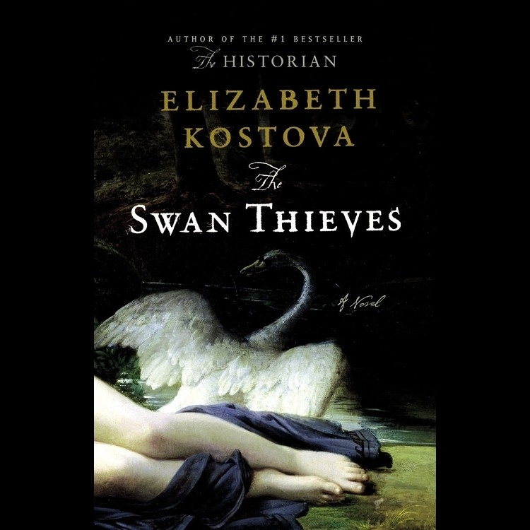 Printable The Swan Thieves Audiobook Cover Art