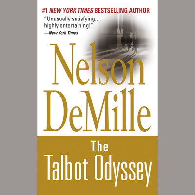 The Talbot Odyssey Audiobook, by Nelson DeMille