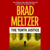 The Tenth Justice Audiobook, by Brad Meltzer
