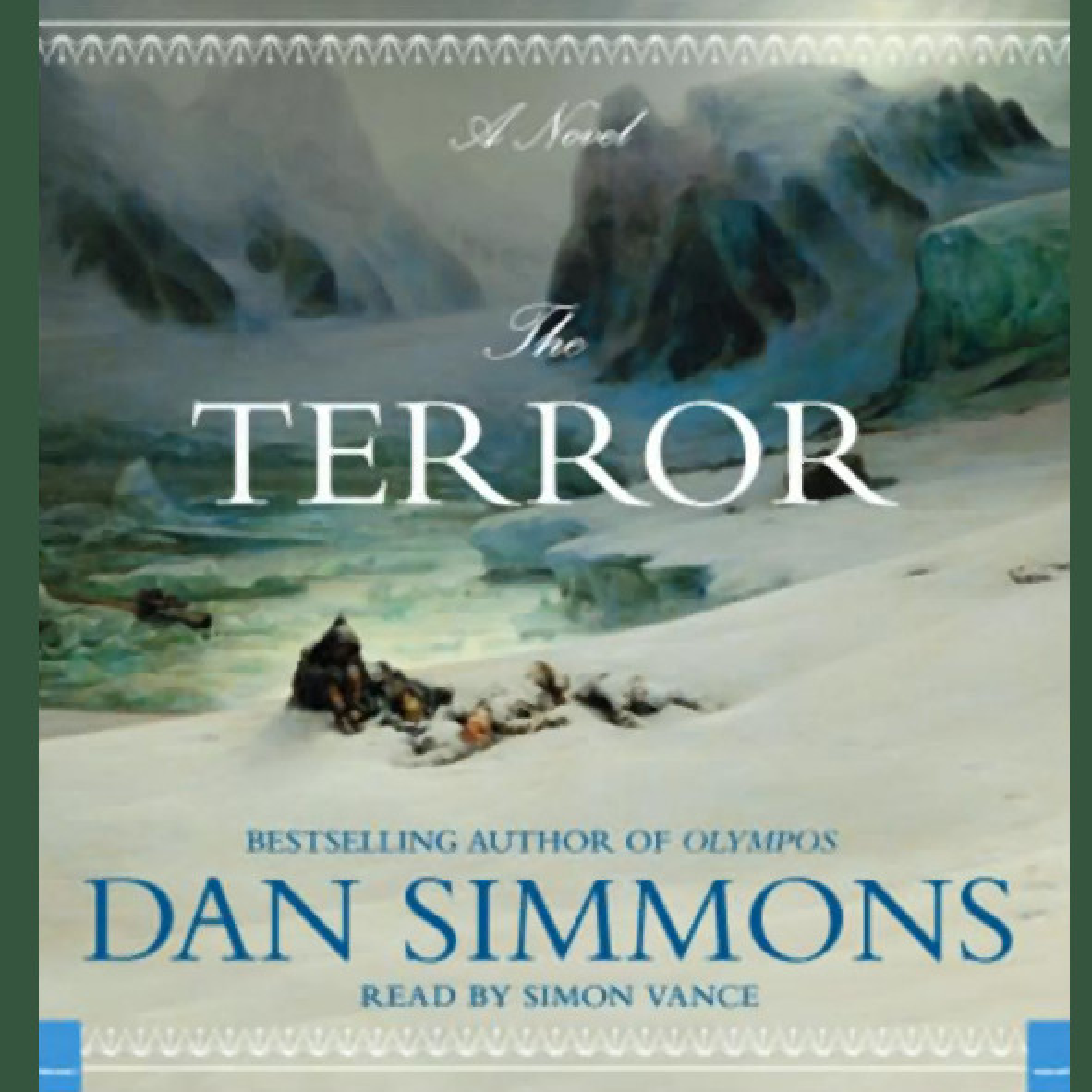 Printable The Terror: A Novel Audiobook Cover Art
