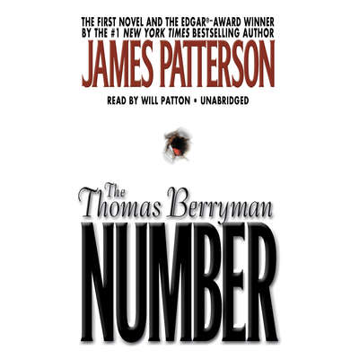 The Thomas Berryman Number Audiobook, by James Patterson