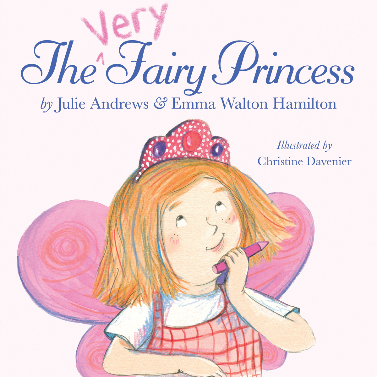 Printable The Very Fairy Princess Audiobook Cover Art
