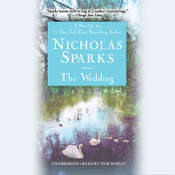 The Wedding Audiobook, by Nicholas Sparks