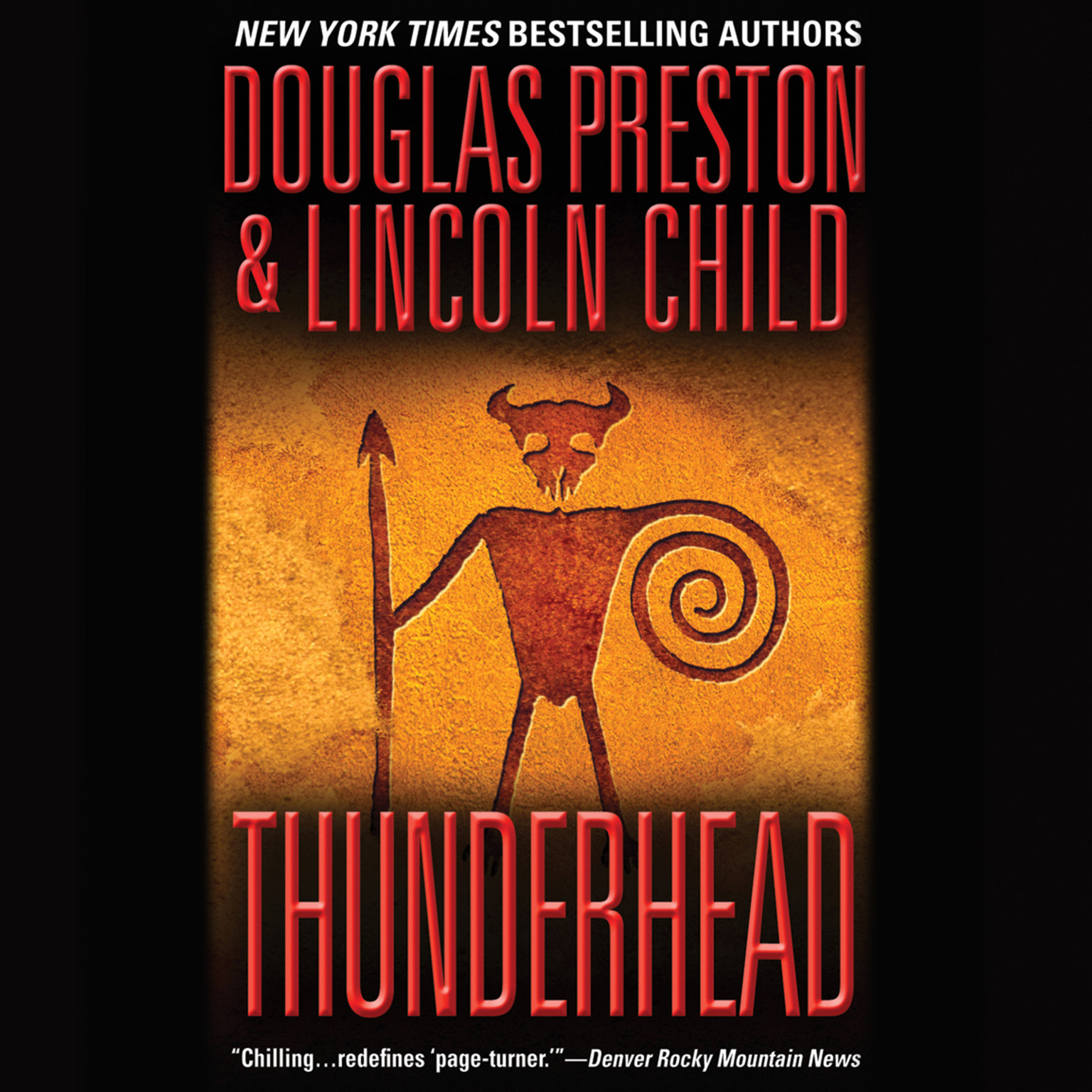 Printable Thunderhead Audiobook Cover Art