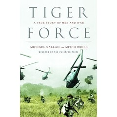 Tiger Force: A True Story of Men and War Audiobook, by Michael Sallah, Mitch Weiss