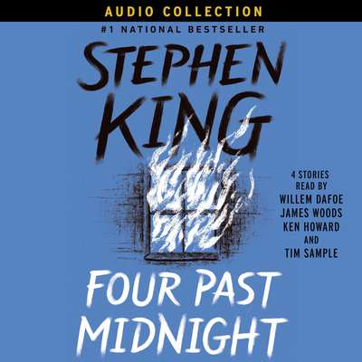 Four Past Midnight Audiobook, by Stephen King
