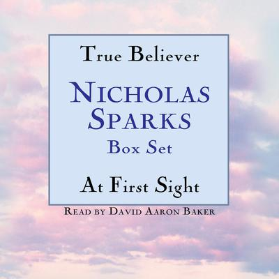 True Believer/At First Sight Box Set: Featuring the Unabridged Recordings of True Believer and At First Sight Audiobook, by