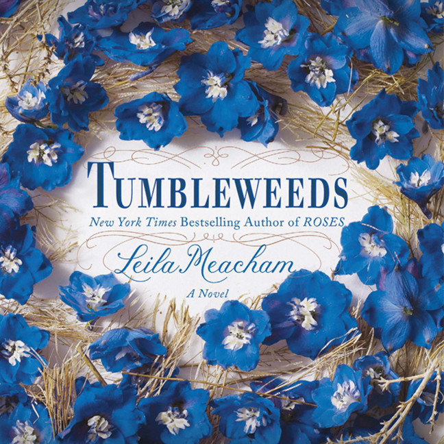 Printable Tumbleweeds: A Novel Audiobook Cover Art
