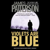 Violets Are Blue Audiobook, by James Patterson