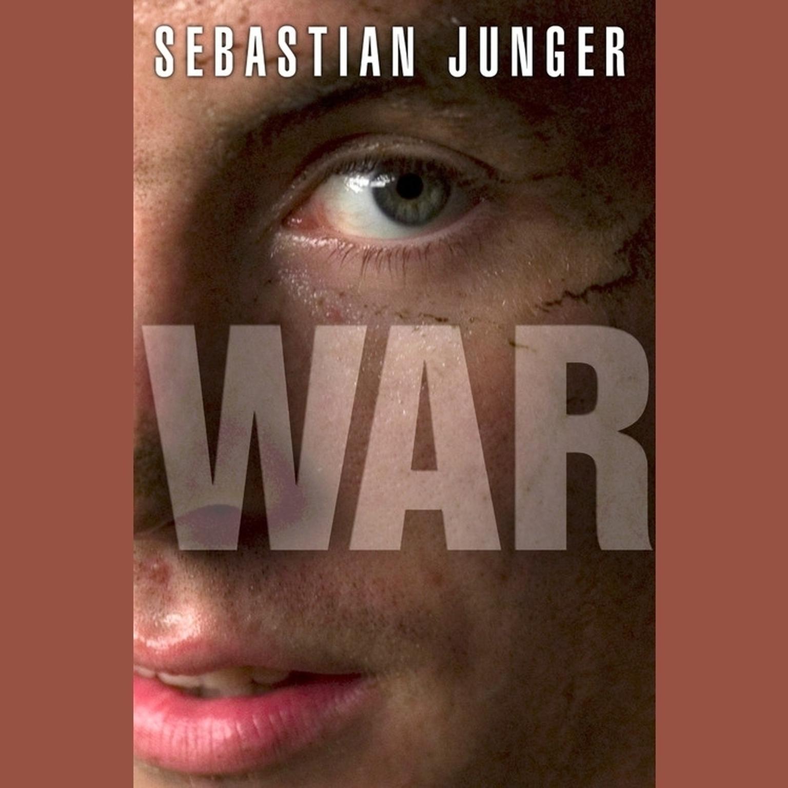 Printable WAR Audiobook Cover Art